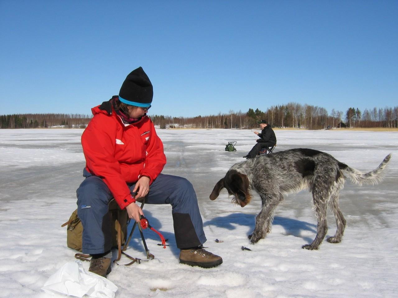 отдых в финляндии и рыбалка