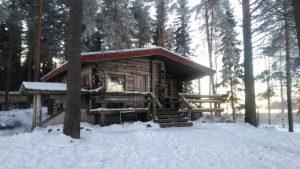 ankkuri talvi jokiniemen matkailu