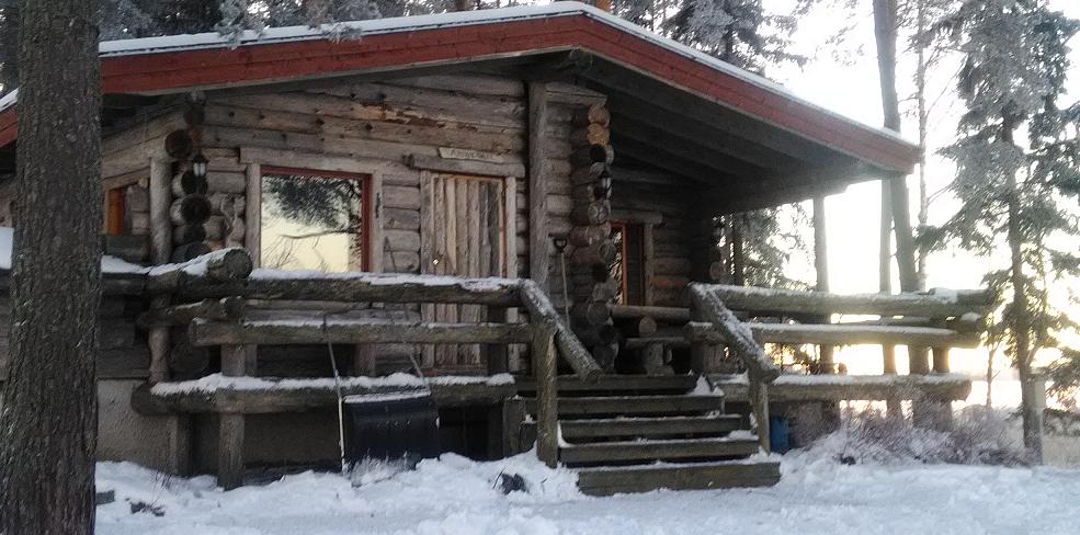 rajattu ankkuri talvi jokiniemen matkailu